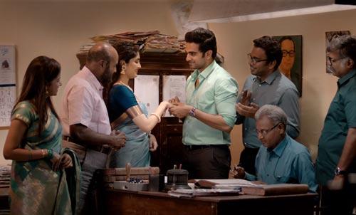 Arjun marries Anu