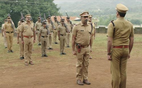 Ayyappanum Koshiyum movie screenshot