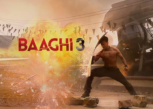 Baaghi 3 Movie Download InsTube