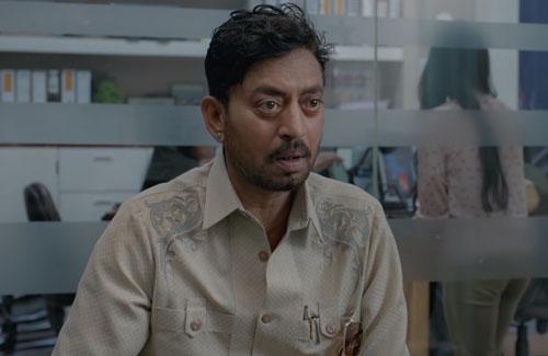 Irrfan Khan as Champak Bansal