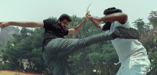 Naga Shaurya in Aswathama movie