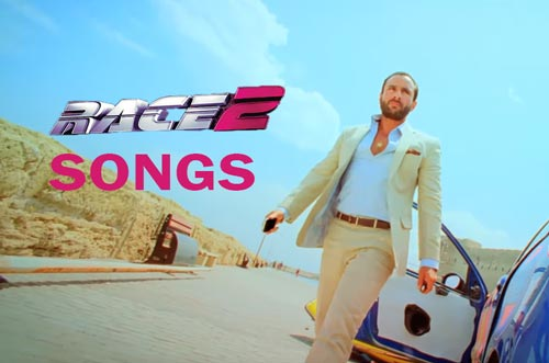 Race 2 movie songs MP3 download