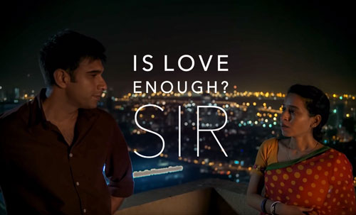 Is Love Enough Sir movie Rohena Gera