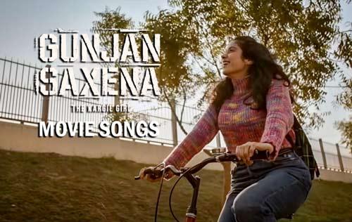 All About Gunjan Saxena The Kargil Girl Full Movie