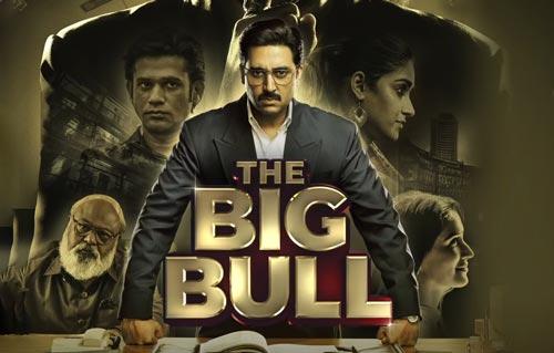 The Big Bull (2021) Full Movie Watch Online